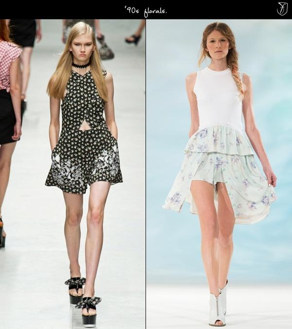 Xu hướng 90's tiếp tục đổ bộ thời trang Xuân/Hè 2014 7