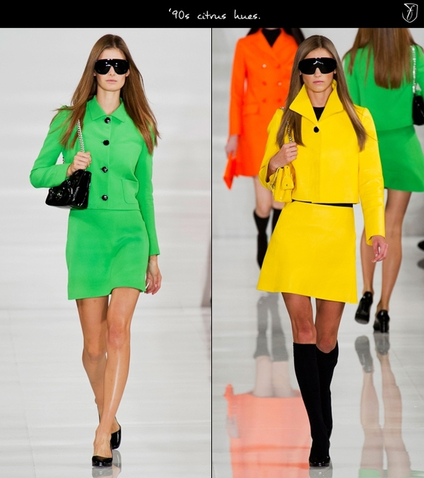 Xu hướng 90's tiếp tục đổ bộ thời trang Xuân/Hè 2014 8