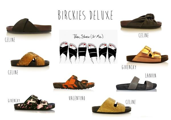 Buckle Sandals - Tất cả những gì bạn mong đợi cho Hè 2014 1