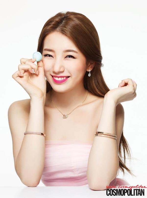 """Loạt idol """"hot"""" nhất xứ Hàn tỏa sáng trong bộ ảnh thời trang 17"""