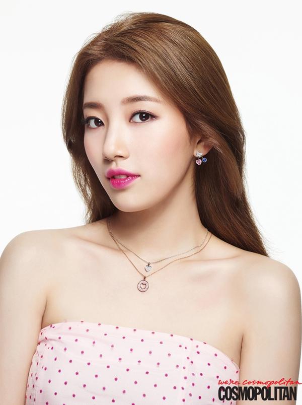 """Loạt idol """"hot"""" nhất xứ Hàn tỏa sáng trong bộ ảnh thời trang 19"""