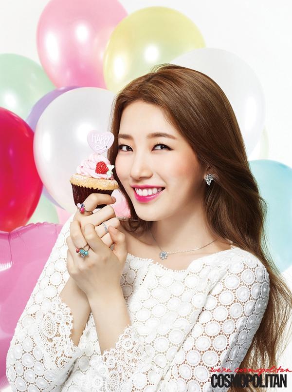 """Loạt idol """"hot"""" nhất xứ Hàn tỏa sáng trong bộ ảnh thời trang 20"""