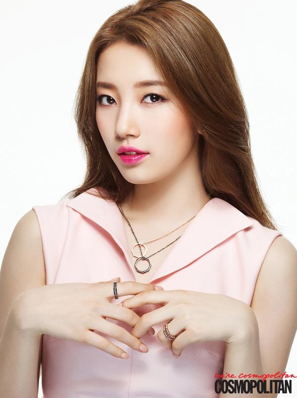 """Loạt idol """"hot"""" nhất xứ Hàn tỏa sáng trong bộ ảnh thời trang 21"""
