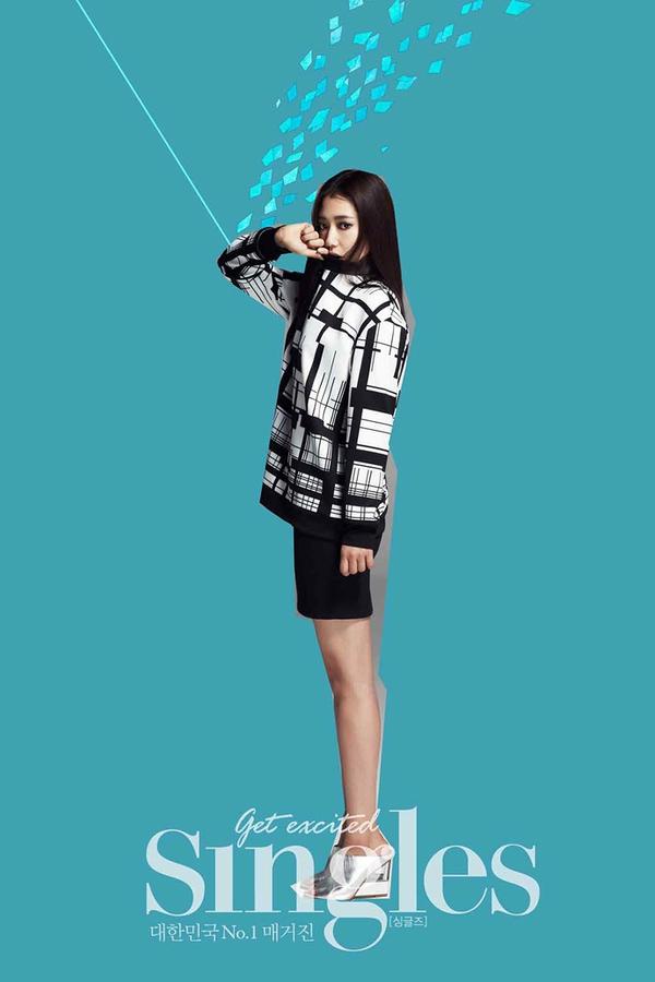 """Loạt idol """"hot"""" nhất xứ Hàn tỏa sáng trong bộ ảnh thời trang 13"""