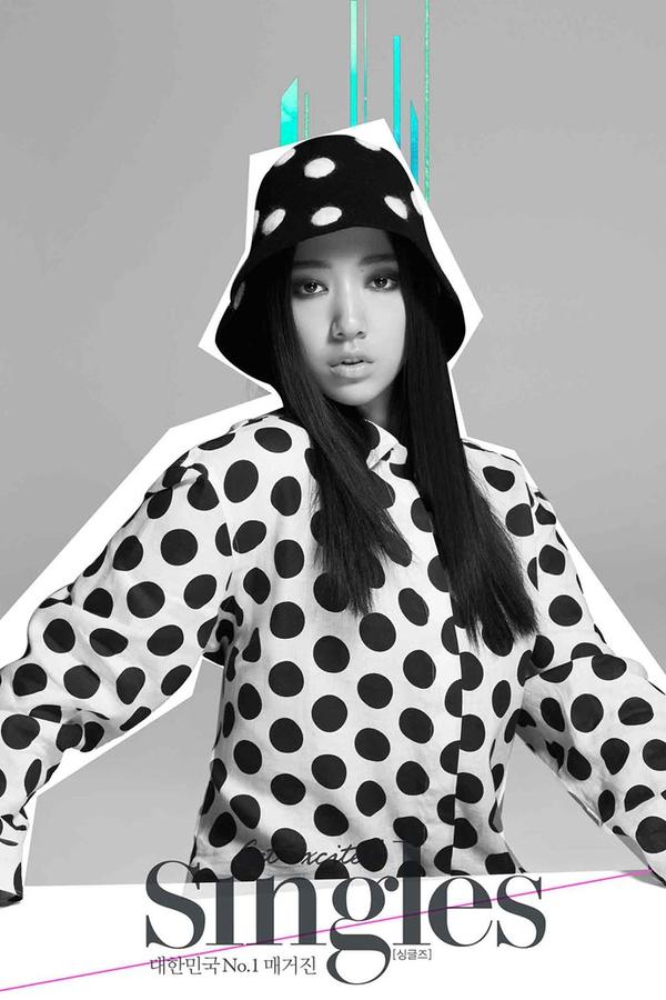 """Loạt idol """"hot"""" nhất xứ Hàn tỏa sáng trong bộ ảnh thời trang 14"""