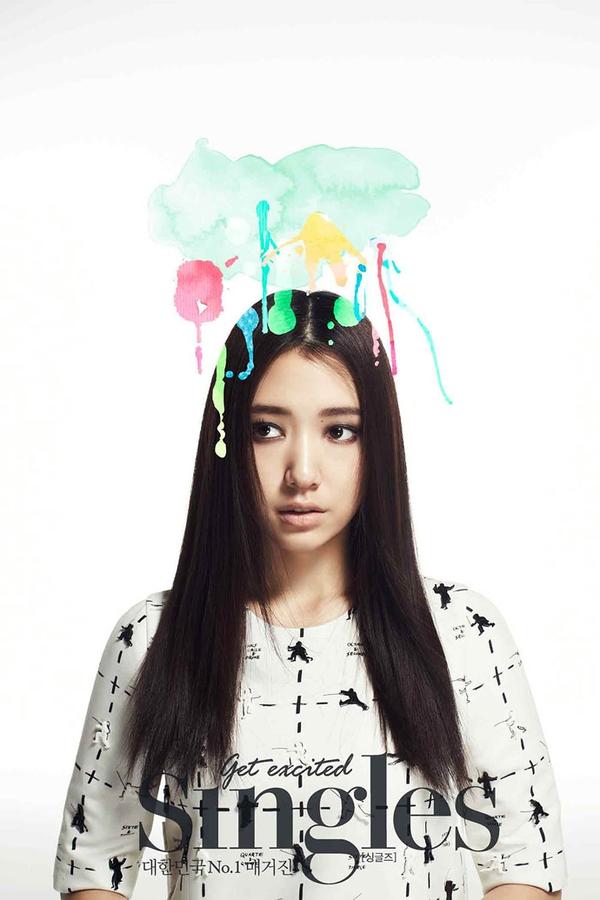 """Loạt idol """"hot"""" nhất xứ Hàn tỏa sáng trong bộ ảnh thời trang 16"""