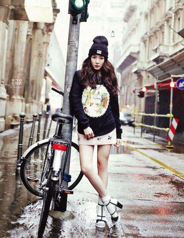 """Loạt idol """"hot"""" nhất xứ Hàn tỏa sáng trong bộ ảnh thời trang 4"""