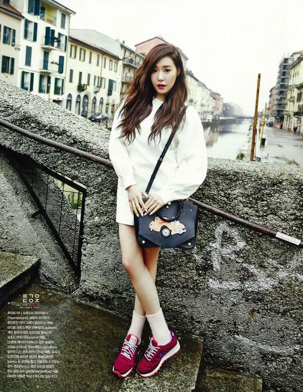 """Loạt idol """"hot"""" nhất xứ Hàn tỏa sáng trong bộ ảnh thời trang 5"""