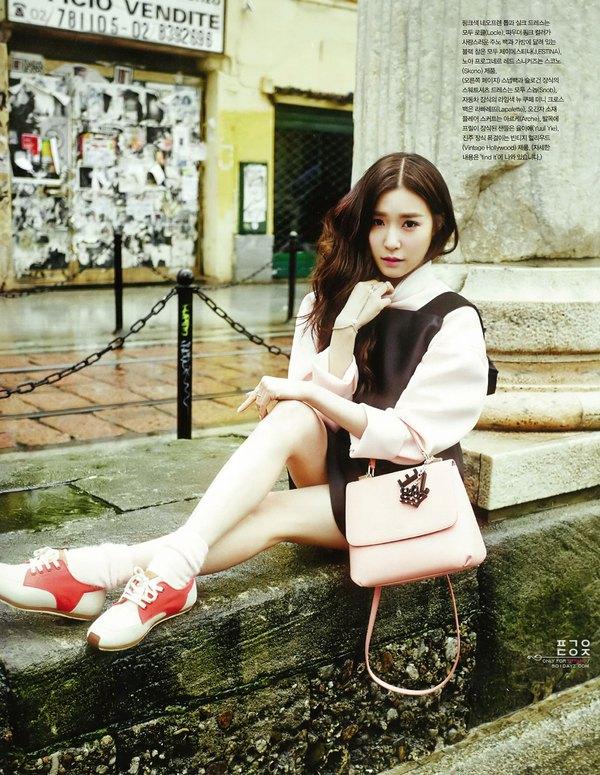 """Loạt idol """"hot"""" nhất xứ Hàn tỏa sáng trong bộ ảnh thời trang 7"""