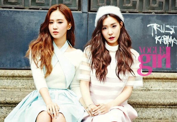 """Loạt idol """"hot"""" nhất xứ Hàn tỏa sáng trong bộ ảnh thời trang 1"""