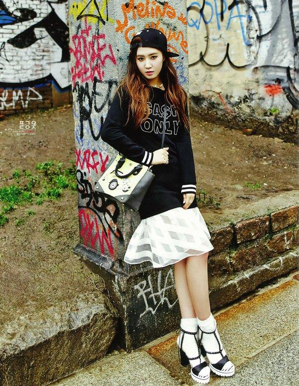 """Loạt idol """"hot"""" nhất xứ Hàn tỏa sáng trong bộ ảnh thời trang 11"""