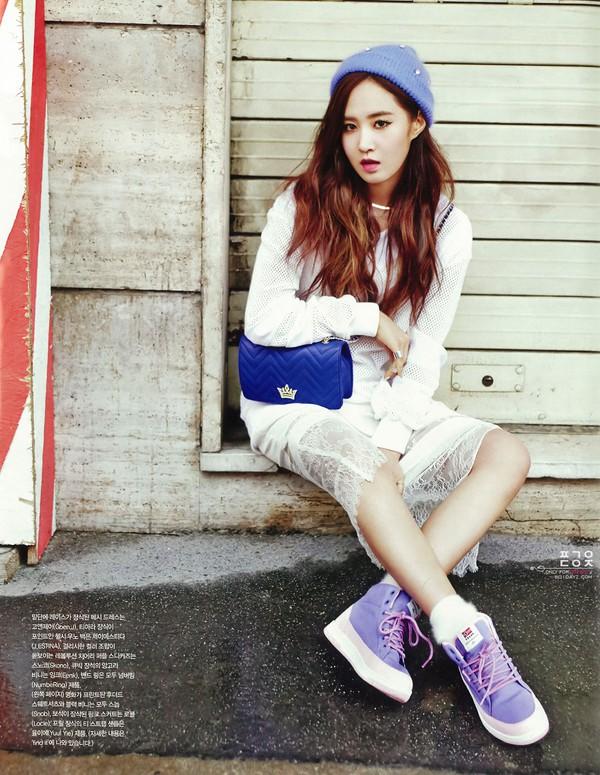 """Loạt idol """"hot"""" nhất xứ Hàn tỏa sáng trong bộ ảnh thời trang 12"""