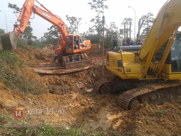 Hà Nội: Đường ống sông Đà vỡ lần thứ 10, hơn 70.000 hộ dân mất nước 2