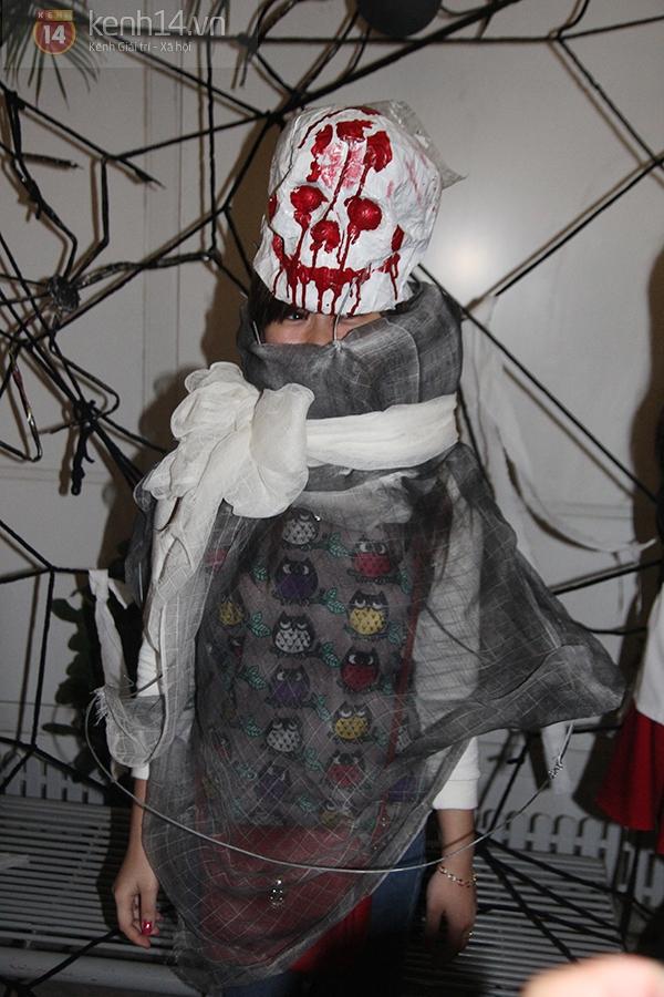 Hơn 3.000 bạn trẻ Hà thành có mặt trong lễ hội Halloween lớn nhất năm 10