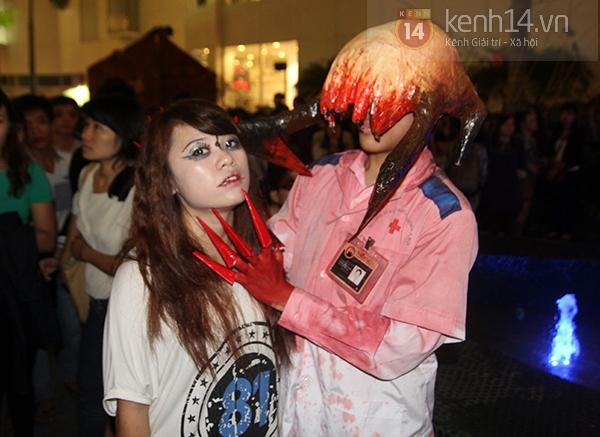 Hơn 3.000 bạn trẻ Hà thành có mặt trong lễ hội Halloween lớn nhất năm 5