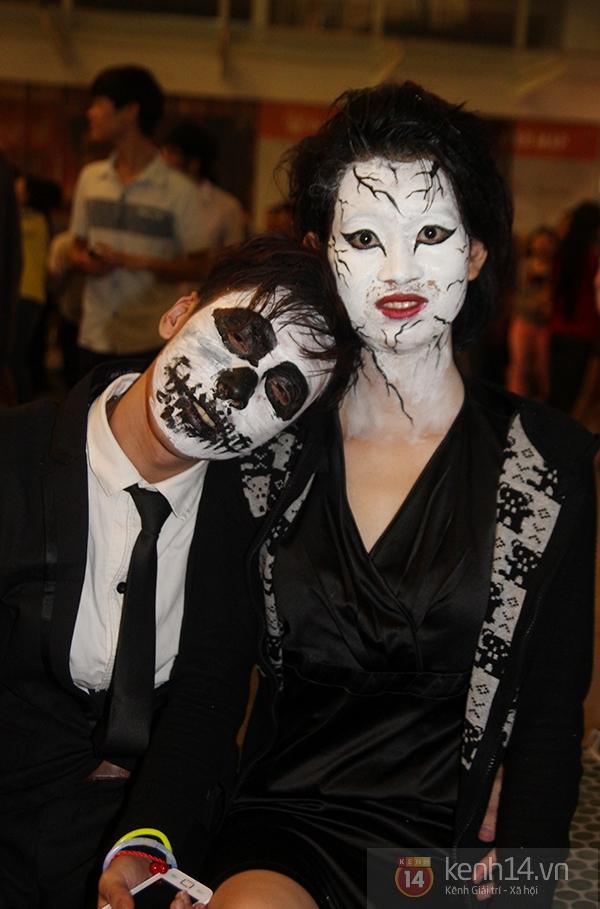 Hơn 3.000 bạn trẻ Hà thành có mặt trong lễ hội Halloween lớn nhất năm 6