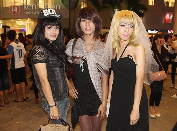 Hơn 3.000 bạn trẻ Hà thành có mặt trong lễ hội Halloween lớn nhất năm 13