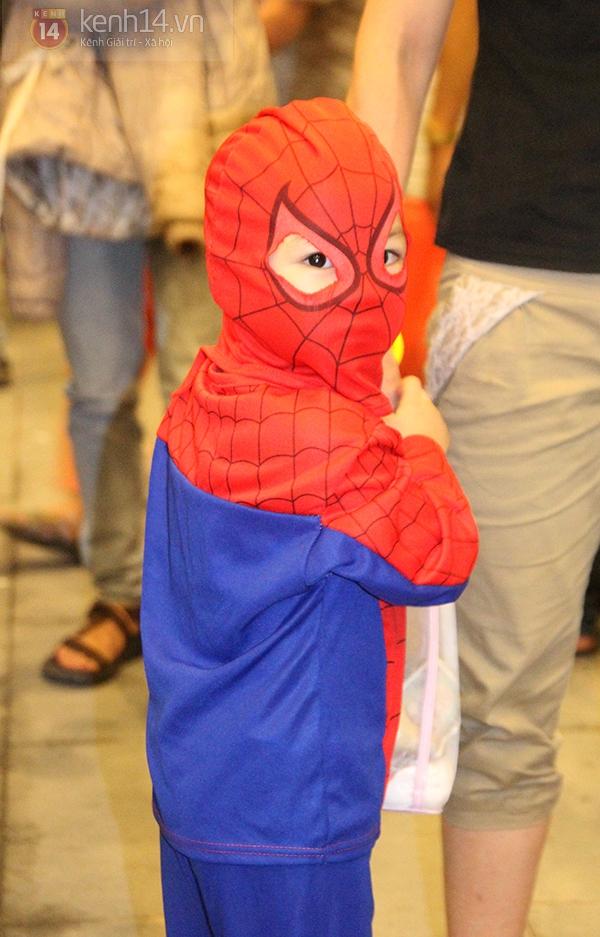 Hơn 3.000 bạn trẻ Hà thành có mặt trong lễ hội Halloween lớn nhất năm 9