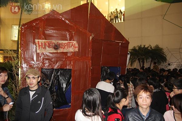 Hơn 3.000 bạn trẻ Hà thành có mặt trong lễ hội Halloween lớn nhất năm 11