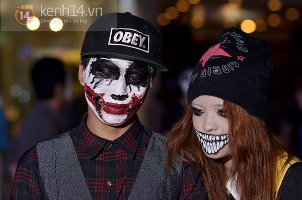 Hơn 3.000 bạn trẻ Hà thành có mặt trong lễ hội Halloween lớn nhất năm 3