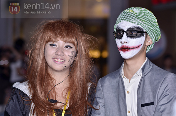 Hơn 3.000 bạn trẻ Hà thành có mặt trong lễ hội Halloween lớn nhất năm 4