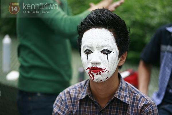 Hơn 3.000 bạn trẻ Hà thành có mặt trong lễ hội Halloween lớn nhất năm 1