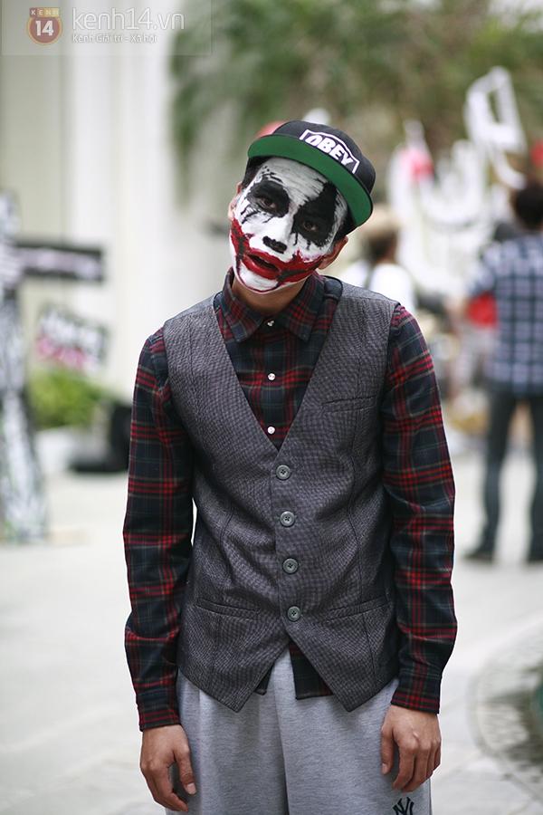 Hơn 3.000 bạn trẻ Hà thành có mặt trong lễ hội Halloween lớn nhất năm 2
