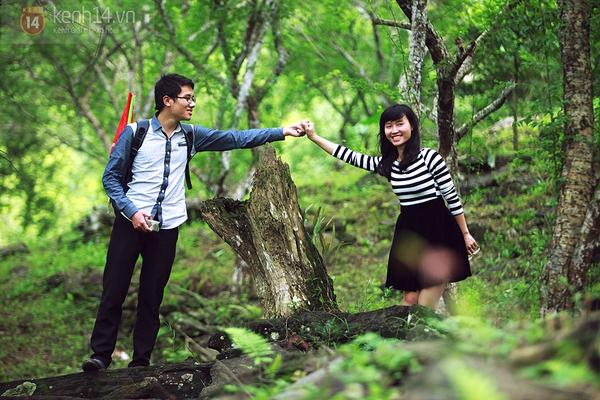 """Vườn mơ rừng trị giá hàng trăm triệu khiến giới trẻ Hà thành """"mê mẩn"""" 12"""