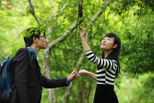 """Vườn mơ rừng trị giá hàng trăm triệu khiến giới trẻ Hà thành """"mê mẩn"""" 9"""
