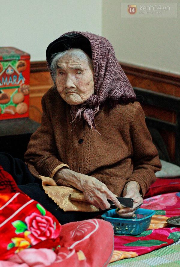 Nhai trầu quanh năm, cụ già ở Vĩnh Phúc sống lâu hơn trăm tuổi 13