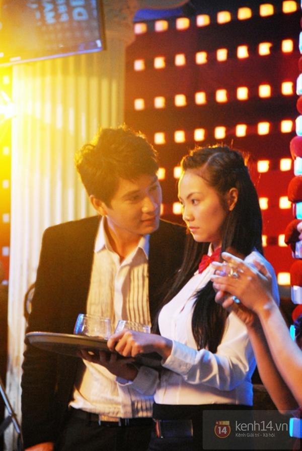 Mỹ nam Hàn bị đánh te tua trong phim Việt 7