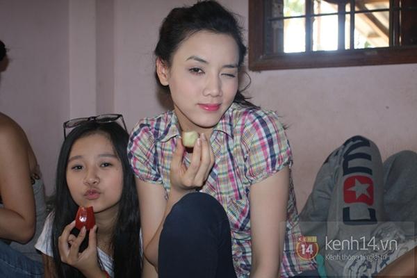 """Trang Nhung """"hồi teen"""" cùng Tiểu Angela 12"""