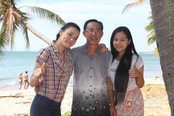 """Trang Nhung """"hồi teen"""" cùng Tiểu Angela 7"""