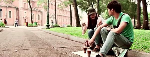 Phim ngắn cực đáng yêu về chuyện tình Sài Gòn - Hà Nội 5
