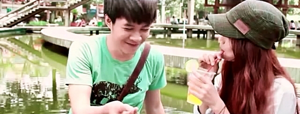 Phim ngắn cực đáng yêu về chuyện tình Sài Gòn - Hà Nội 7