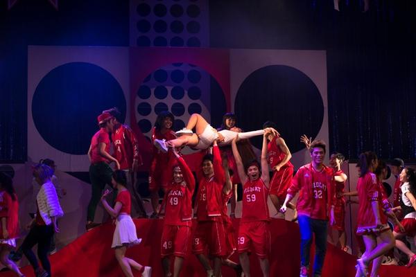 """Nhạc kịch """"High School Musical"""" phiên bản Việt chính thức trình làng 16"""