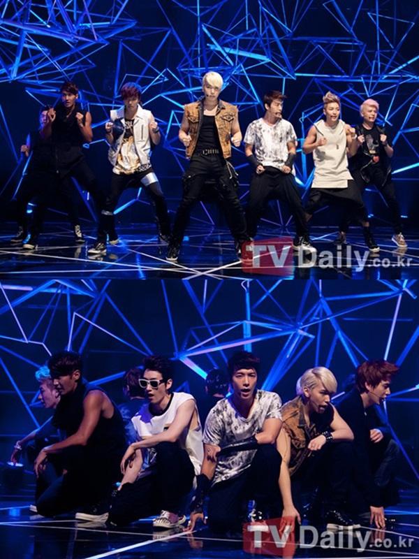 Tuyển tập vũ đạo đẹp mắt của các sao Kpop (P.2) 16