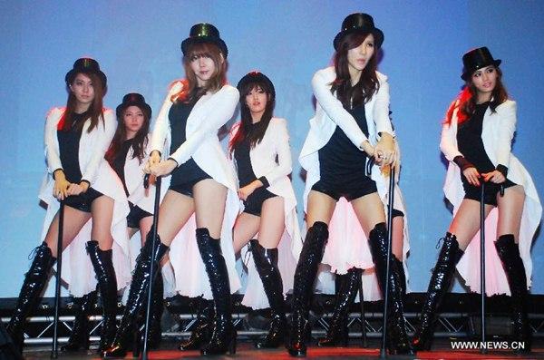 Tuyển tập vũ đạo đẹp mắt của các sao Kpop (P.2) 28