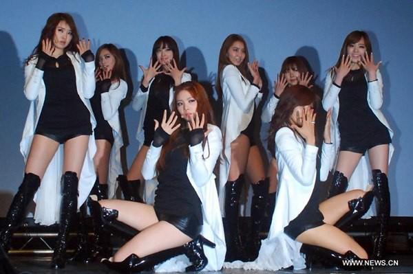 Tuyển tập vũ đạo đẹp mắt của các sao Kpop (P.2) 29