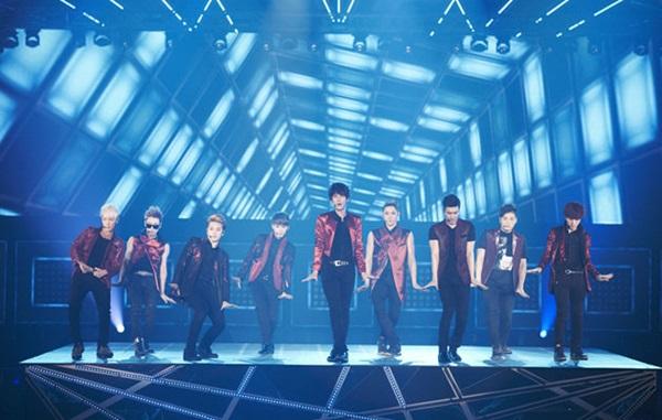 Tuyển tập vũ đạo đẹp mắt của các sao Kpop (P.2) 5