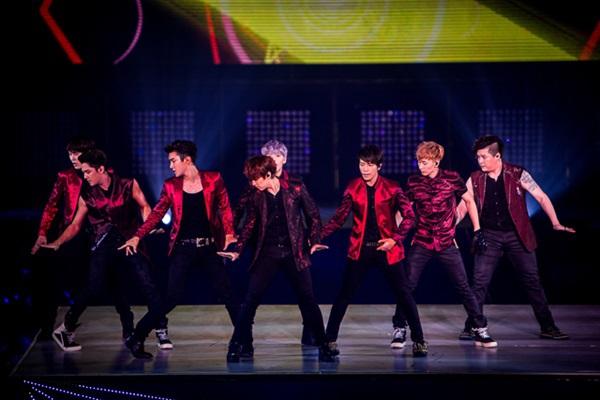 Tuyển tập vũ đạo đẹp mắt của các sao Kpop (P.2) 6