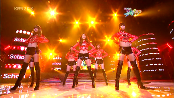 Tuyển tập vũ đạo đẹp mắt của các sao Kpop (P.2) 51