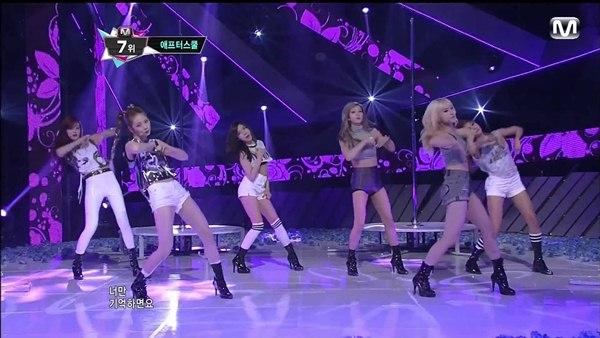 Tuyển tập vũ đạo đẹp mắt của các sao Kpop (P.2) 39