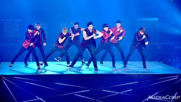 Tuyển tập vũ đạo đẹp mắt của các sao Kpop (P.2) 13