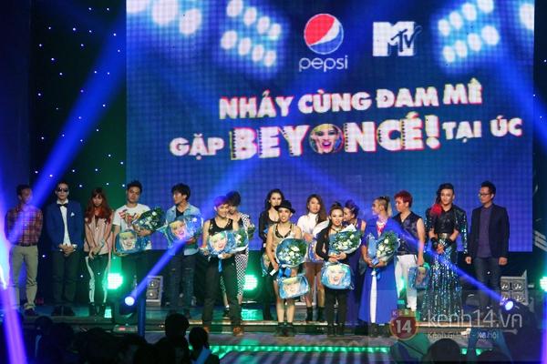 Đông Nhi, Tô Lâm cùng 10 bạn trẻ cháy hết mình với Beyoncé 40