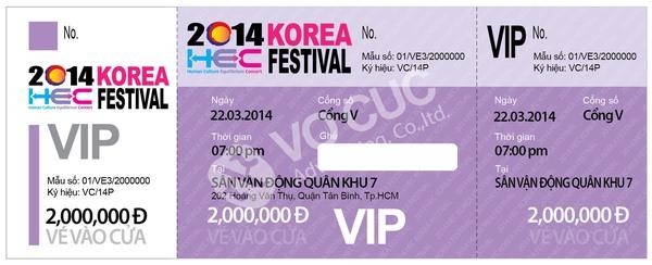 Vé xem SNSD, 2PM... tại Việt Nam chạm mốc 4 triệu đồng 3