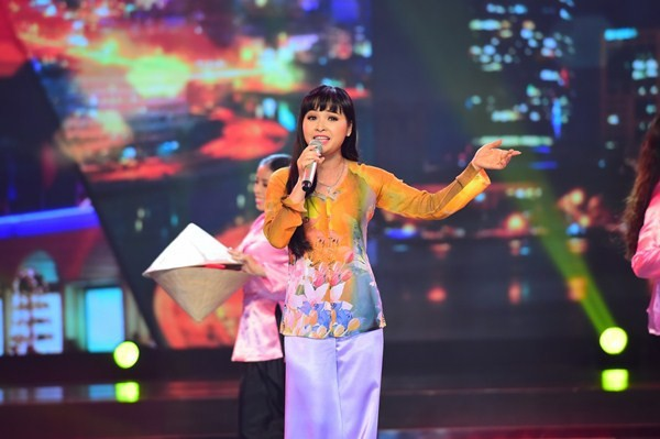 Nhạc trữ tình, quê hương: Điểm nhấn mới của các show truyền hình Việt 8