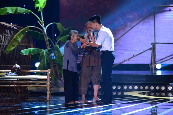 Nhạc trữ tình, quê hương: Điểm nhấn mới của các show truyền hình Việt 9