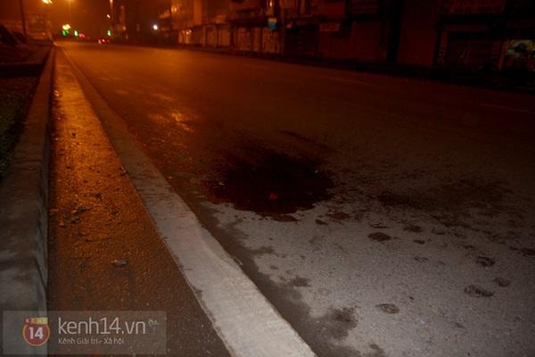 Hà Nội: Xe ô tô đâm trọng thương cô gái trẻ rồi bỏ chạy 4