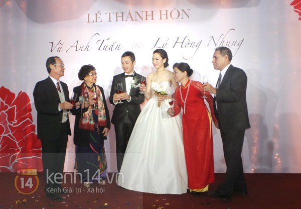 MC Anh Tuấn bí mật tổ chức đám cưới vào chiều qua 8